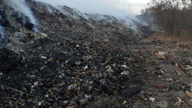 Photo of Incendio en basurero de Chetumal presenta un 70% de extinción