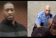 Photo of Otro video muestra cómo fue la detención de George Floyd