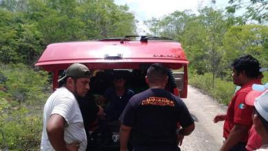 Photo of Salió de caza y se perdió en la selva de Carrillo Puerto; fue hallado dos días después