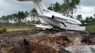 Photo of ENCUENTRAN AVION DEL NARCO EN BELICE