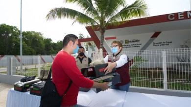 Photo of Refuerza gobierno de Solidaridad labores de Protección Civil con equipo operativo