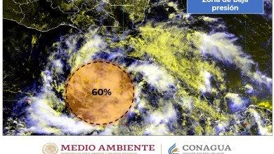 Photo of La tormenta tropical Cristóbal no se ha formado, ni está cerca de Quintana Roo