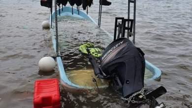 Photo of Embarcaciones bajo el agua, árboles caídos y deslaves, el saldo de los remanentes de Amanda en el sur de Quintana Roo