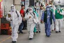 Photo of México, entre los 5 países con más casos de Covid-19 en las últimas 24 horas: OMS