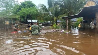 Photo of Emiten alerta azul en Yucatán por paso de Tormenta Tropical 'Cristóbal'