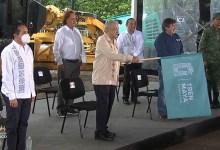Photo of AMLO da banderazo de inicio de obras de Tren Maya