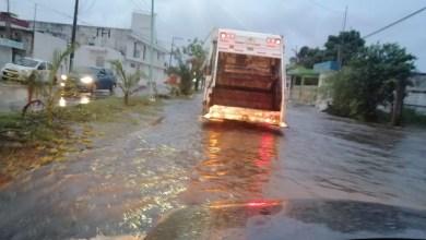 Photo of Intensas lluvias dejan zonas inundadas en Chetumal