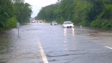 Photo of Siguen afectaciones en comunidades inundadas por escurrimientos