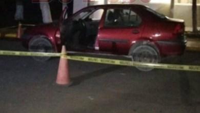 Photo of Así quedó el auto donde iba elemento de Guardia Nacional baleado en Chetumal