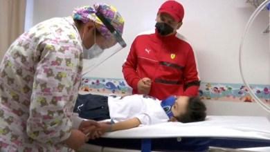 Photo of Santi, el niño de 9 años que venció al COVID-19 tras estar intubado 11 días