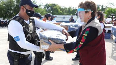 Photo of Policía de Solidaridad se fortalece para tu Seguridad: Laura Beristain