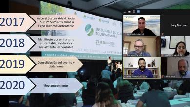 Photo of Presentan el Encuentro Virtual sobre Turismo Sustentable y Social