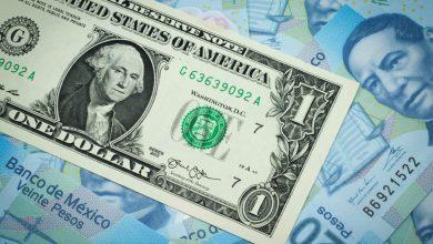 Photo of Peso recupera terreno tras datos sobre desempleo en EU e inflación local; dólar cierra en 22.64 unidades