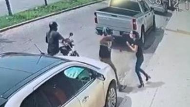 Photo of VIDEO: Mujer sufre violento asalto a mano armada en Chetumal