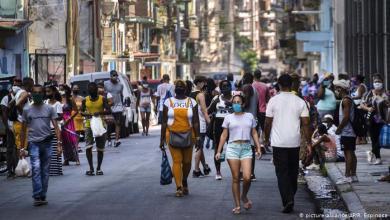 Photo of Cuba registra su cifra más alta de casos de coronavirus
