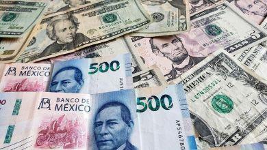 Photo of Peso opera con ganancias; dólar baja a 22.01 unidades