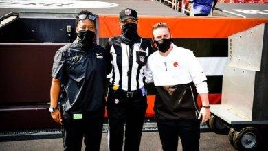 Photo of Ellas son las tres mujeres que hacen historia el domingo de NFL con el Cleveland Browns vs. Washington