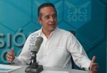 Photo of Todo Quintana Roo se mantiene en color amarillo, pero ha registrado un repunte en contagios por Covid-19: Carlos Joaquín