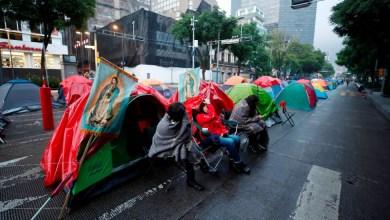 Photo of Ciudad de México no evacuará a manifestantes acampados contra López Obrador: Claudia Sheinbaum