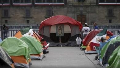 Photo of Simpatizantes de Frenaaa en EU envían dinero a plantón en CDMX, dice representante
