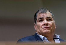 Photo of Ordenan captura del ex presidente de Ecuador, Rafael Correa
