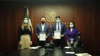 Photo of Firma Congreso acuerdo de colaboración con Instituto Belisario Domínguez del Senado de la República