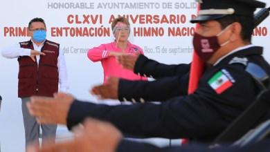Photo of Solidaridad recuerda legado de mexicanos que nos dieron identidad