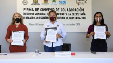Photo of Unen fuerzas Gobierno de Solidaridad y la SEDE para impulsar la reactivación económica