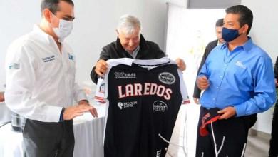 Photo of Supervisa López Obrador mejoramiento urbano en Nuevo Laredo