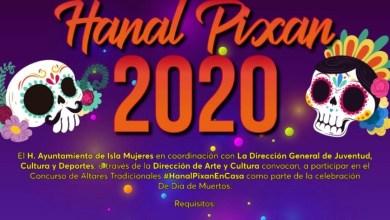 """Photo of Convoca gobierno de Isla Mujeres a concurso de altares tradicionales """"Hanal Pixan 2020"""""""