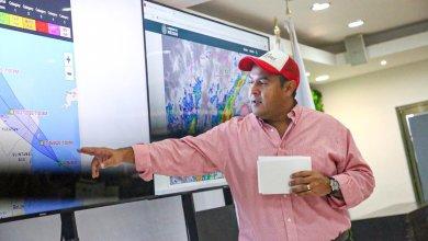 """Photo of Preparados en Isla Mujeres por el paso de la Tormenta Tropical """"Zeta"""""""