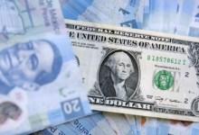 Photo of Peso cierra octubre con una ganancia acumulada de 3.91% frente al dólar