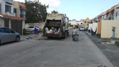 Photo of Siresol, a marchas forzadas reactivándose en la recoja de basura en Benito Juárez
