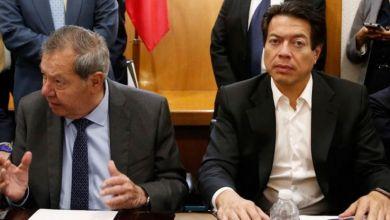 Photo of Tribunal Electoral avala resolución del INE y confirma tercera encuesta entre Mario Delgado y Muñoz Ledo