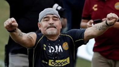 Photo of Maradona, en su 60 cumpleaños: «El Barça no trató a Messi como merecía»