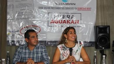 Photo of En Puerto Morelos rebasamos la meta de firmas para la salida de Aguakan: Marybel Villegas