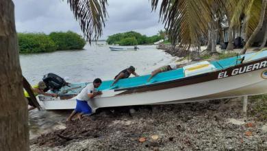 Photo of Evacuan a pescadores del centro y sur de Quintana Roo