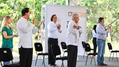 Photo of Tren Maya impulsará desarrollo del sureste y atraerá turismo, asegura López Obrador
