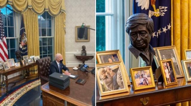 Biden mete a su oficina a César Chávez, hijo de mexicanos, defensor de  campesinos en EU