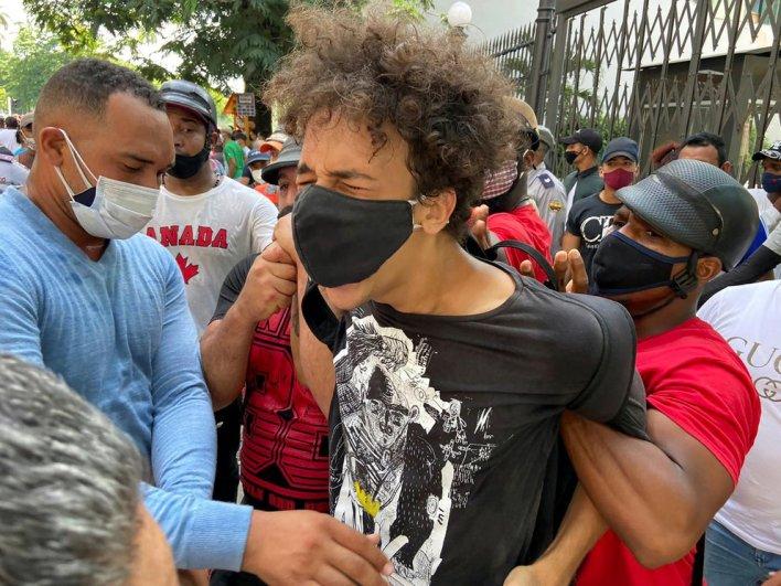 Los jóvenes lideraron las protestas en todo el país