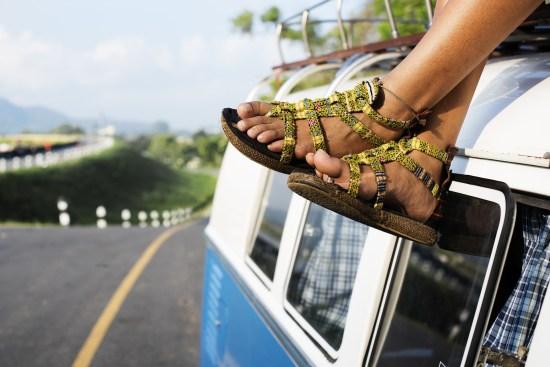 pain free road trip