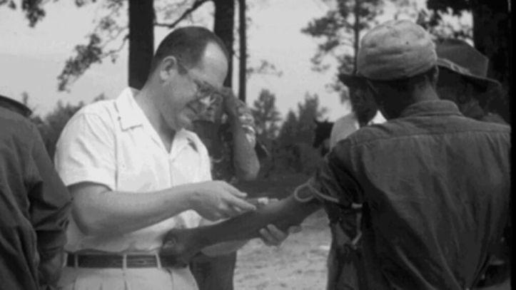 Experimentul Tuskegee EXPERIENȚE PE OAMENI SIFILISUL