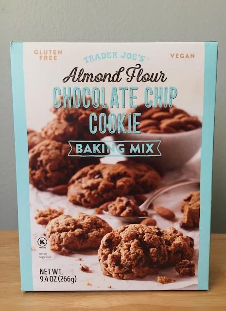 Almond Flour Cookie Mix