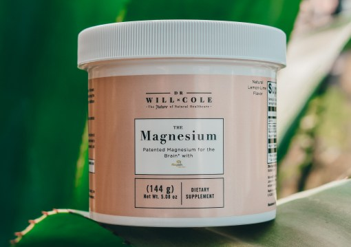 The Magnesium Dr. Will Cole 1