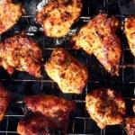 Grilled Chicken with Spicy Mango Salsa