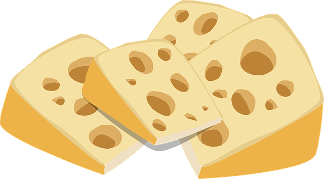 Money-based biases in health reporting involving cheese!
