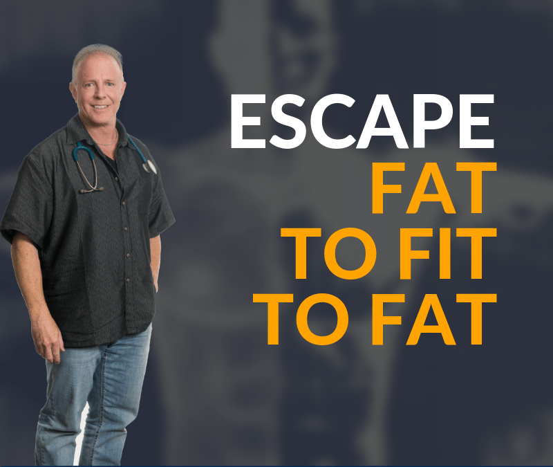 RecoverMe Podcast: Escape Fat To Fit To Fat #012