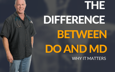 RecoverMe Podcast: The Difference Between DO and MD, and Why it Matters #016