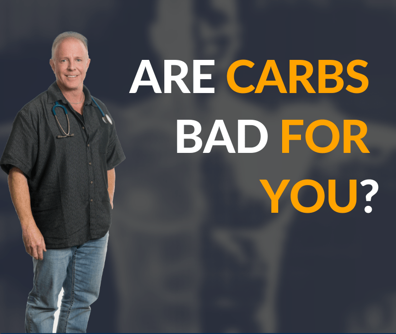 RecoverMe Podcast: Are Carbs Bad for You? #017