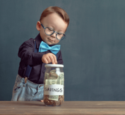 Teaching Your Kids money sense